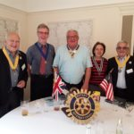 Barnet Rotary Club Officers 2019-20
