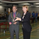Rotary Disability Games 2016 - Stickball