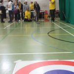 Rotary Disability Games 2016 - Curling