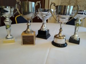 Rotary District Sports Trophies